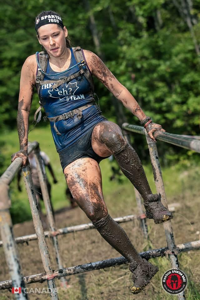 Spartan Race Dip Bars