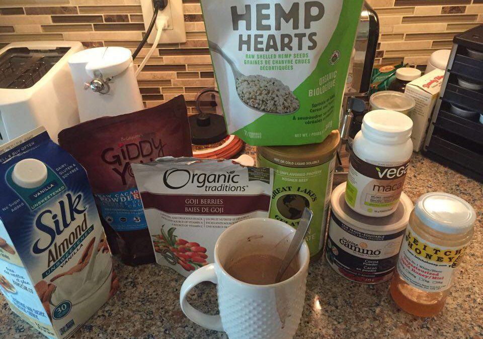 Athlete Recovery Hot Chocolate