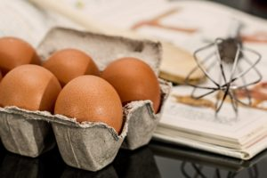 Eggs should be one of the regular breakfast foods for athletes