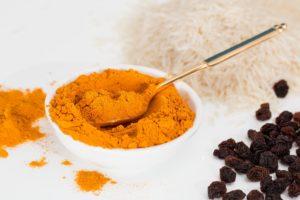 inflammation food: turmeric