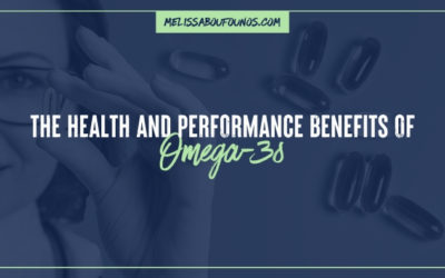 The Health and Performance Benefits of Omega-3s